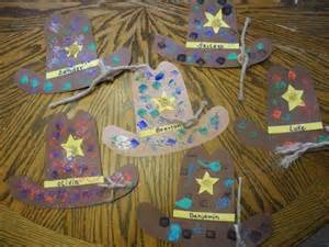 cowboy hats from mother goose time https www facebook com mothergoosetime wild west