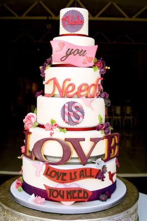Beautiful Cake Nice Tribute To The Beatles Too Beatles