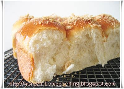 lada di flos my home cooking chicken floss buns
