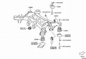 Toyota Supra Protector  Front Suspension Member  Lower  Body  Interior