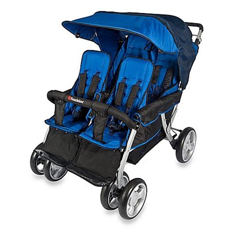 daycare strollers gt foundations 174 the lx 4 passenger 826 | 21337940281612p?$478$