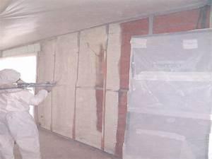 Isolation Mur Intérieur Polyuréthane : tanch it l air et isolation des murs par polyur thane ~ Dailycaller-alerts.com Idées de Décoration