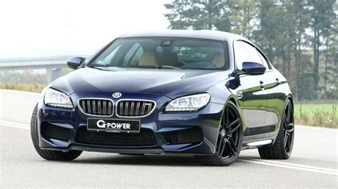 Bmw M6 Gran Coupe Modification by 740 Hp Bmw M6 Gran Coupe Is Tuning Done Right