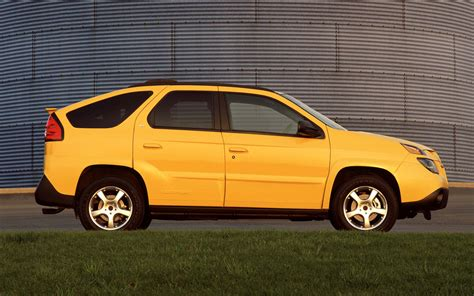 pontiac aztek ricer thread of the day what if the pontiac aztek concept had