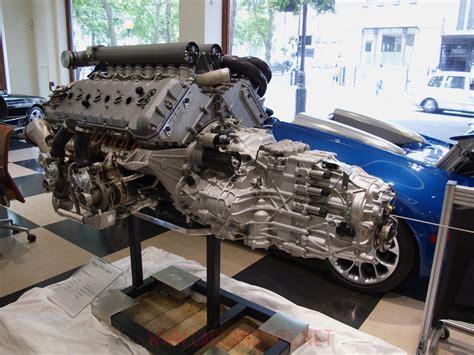 Bugatti W16 Engine For Sale by Motor Bugatti Veyron W16 Impremedia Net