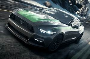 Taking the 2015 Ford Mustang for a Test Drive in Need for Speed Rivals - Hardcore Gamer