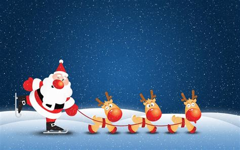 Santa Claus Animated Wallpaper - animated wallpapers for desktop 56 images