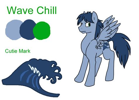 Wave Chill  Characters  Mlp Forums