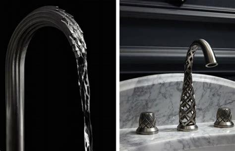 Unique Kitchen Faucet by Unique Faucet Design Will Make You Rethink How Water Flows