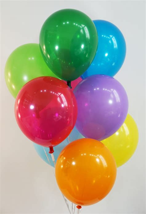 latex balloons decorator assorted colors creative