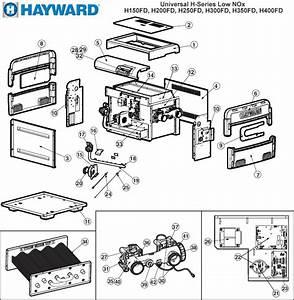 Hayward Universal H
