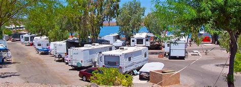 Gateway Boat And Rv Storage Lake Havasu by Havasu Springs Resort Rv Cing On Lake Havasu