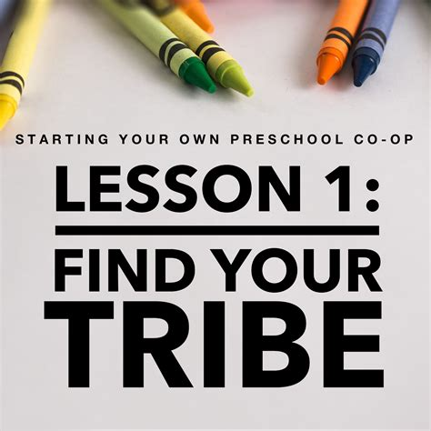 1 step closer teaching find your tribe 428 | design