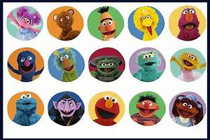 The gallery for --> All Sesame Street Characters