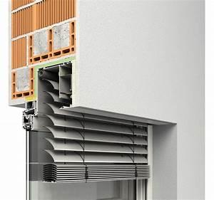 Fenster Mit Integriertem Rollladen : produkte sonnenschutz raffstores gaulhofer fachpartner k ller einrichtung ~ Frokenaadalensverden.com Haus und Dekorationen