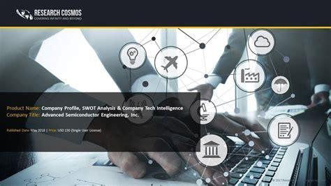advanced semiconductor engineering  company profile