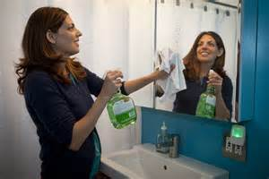 how to clean mirrors in bathroom 28 images the With how to clean bathroom mirror without streaks