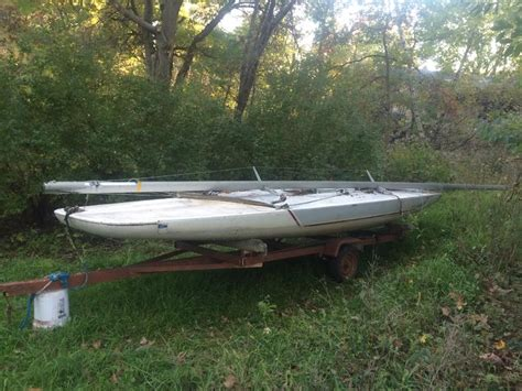 Scow Sailboat For Sale by 1982 Melges C Scow Sailboat For Sale In Minnesota