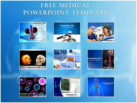 medical powerpoint templates medical