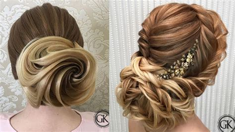 Beautiful Wedding Hairstyles Compilation 2017 Clip In Hair Extensions For Short Transplant Surgeon Jobs Dubai Vitamins That Work How To Lighten Colored Too Dark No On Legs Male Toner Color Wheel Hairline Waxing Vancouver Ion Demi Permanent Mixing Instructions