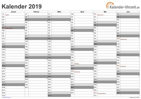 excel kalender freewarede