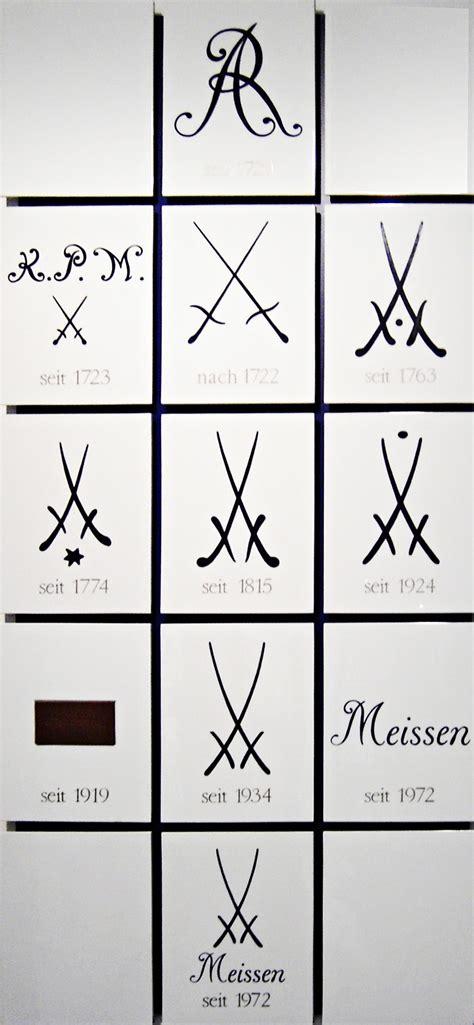 Meissen Porzellan Schwerter by Mei 223 Ener Porzellan