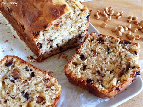 le cake aux bananes et au chocolat une id 233 e de dessert facile et d 233 licieuse