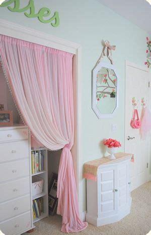 girls room  bloom   home closet doors closet