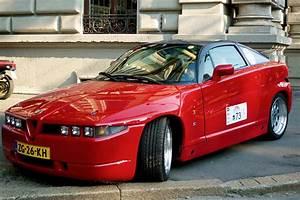 Alfa Romeo Sz : alfa romeo sz review and photos ~ Gottalentnigeria.com Avis de Voitures