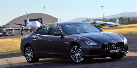For A Maserati by 2017 Maserati Quattroporte Review Caradvice