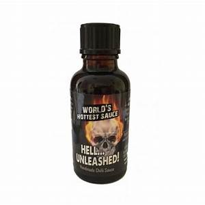 Hell Unleashed! The HOTTEST Sauce In The World!