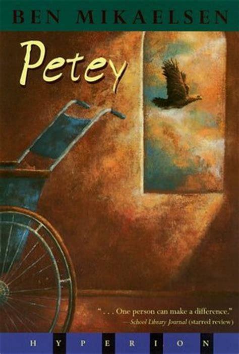 petey  ben mikaelsen reviews discussion bookclubs lists