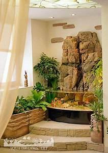 Pflanzen Terrarium Einrichten : ideas for the aquarium in the modern home and office with the needs of space and functionality ~ Orissabook.com Haus und Dekorationen