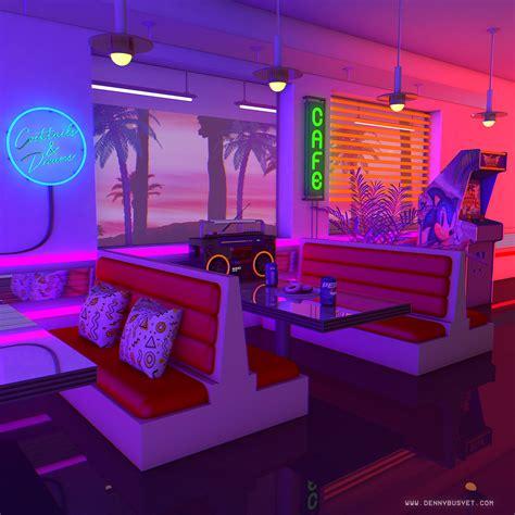 Synthwave Artwork – Denny Busyet
