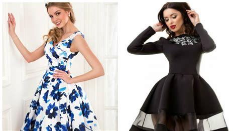 Mode femme 2018 tendances stylu00e9es des robes de mode 2018