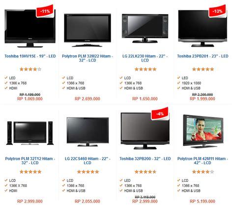 Harga Tv Merk Lg 22 Inch harga tv led lg 22 32 42 47 dan 55 inch daftar harga