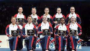 USA Gymnastics names 2011 U S Senior Women's National Teams