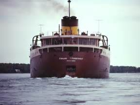 Where Did The Ss Edmund Fitzgerald Sank by The Wreck Of The Edmund Fitzgerald Michigan In Pictures
