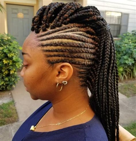 Black Cornrow Hairstyles Pictures by 70 Best Black Braided Hairstyles That Turn Heads In 2019