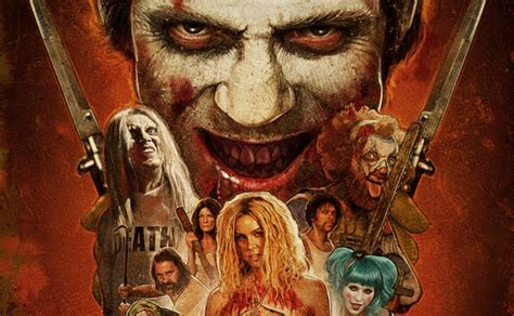 Rob Zombie Halloween 2 Cast by Final Poster For Rob Zombie S 31 Shocktillyoudrop