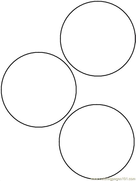 snake circles  coloring page  shapes coloring pages coloringpagescom