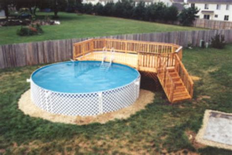 Diy Pool Deck Plans  Diy (do It Your Self