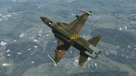 F-5 South Vietnamese Air Force 10252