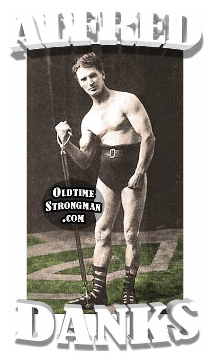Strongman Expander Chest Strength Danks Alfred Weight