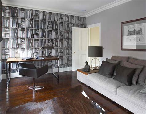 modern living room decorating ideas stunning wallpapers in 20 home office and study spaces