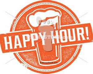 Happy Hour Clip Art