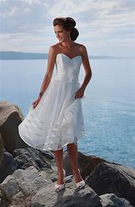 informal short wedding dresses styles of wedding dresses With beach informal wedding dresses