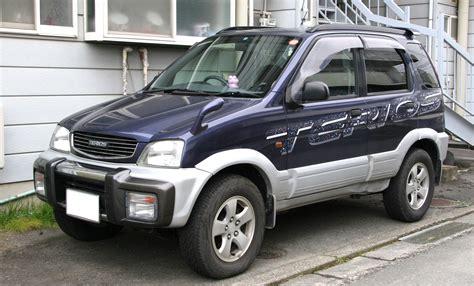 Daihatsu Terios Photo by Daihatsu Terios Wikiwand