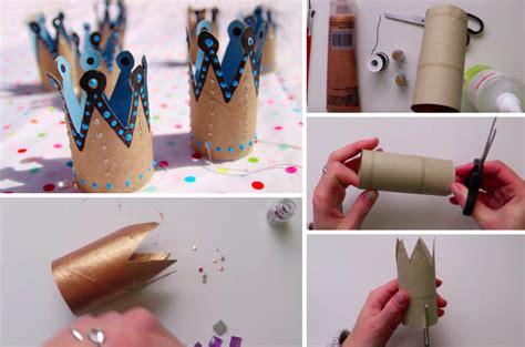 201 piphanie r 233 alisez une magnifique couronne miniature avec un rouleau de papier toilette des id 233 es