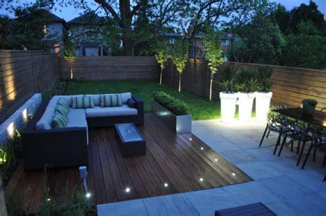 divine contemporary backyard designs
